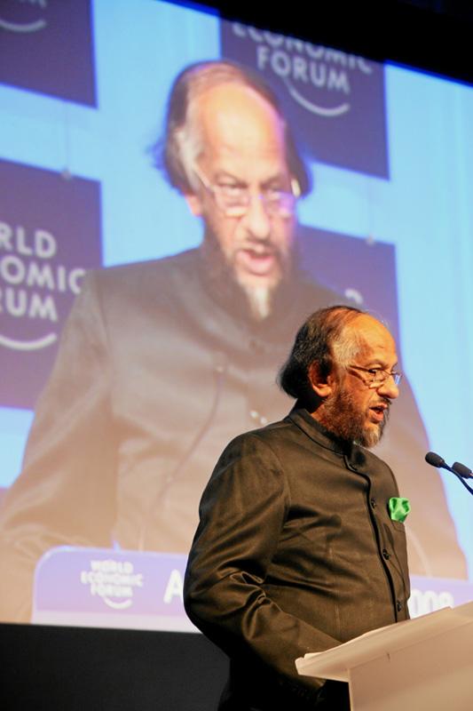 الدكتور راجندرا باشوري